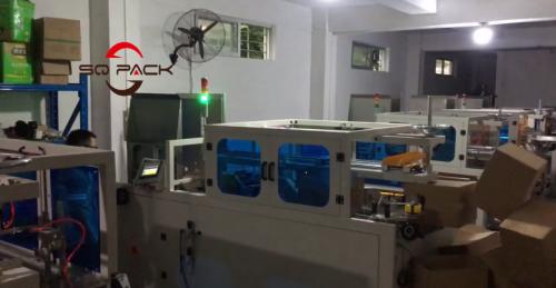 50箱高速开箱机测试视频